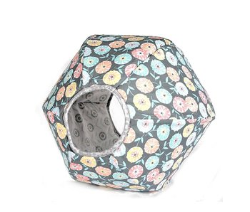 The Cat Ball Ball Bed, Bloom