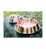 CuBowl Copper Water Bowl