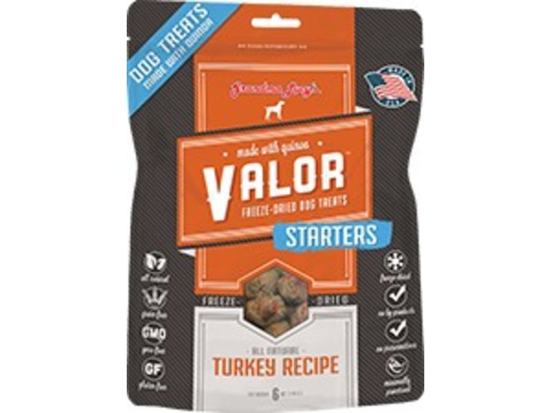 Grandma Lucy's Valor Turkey Treats