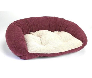 Bowsers Reversible Lounger, Burgundy