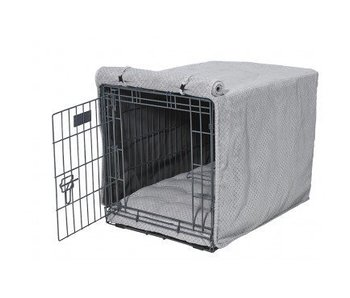Bowsers Crate Cover, Nickel Weave