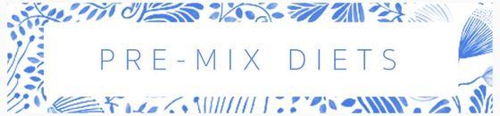 Pre-Mixes