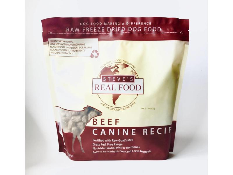 Steve's Real Food Freeze-Dried Beef
