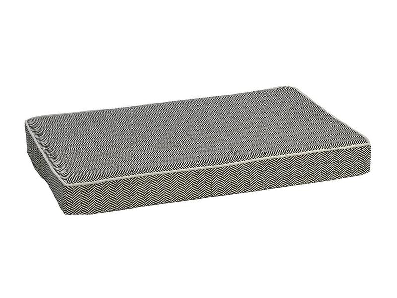 Bowsers Memory Foam Bed, Herringbone