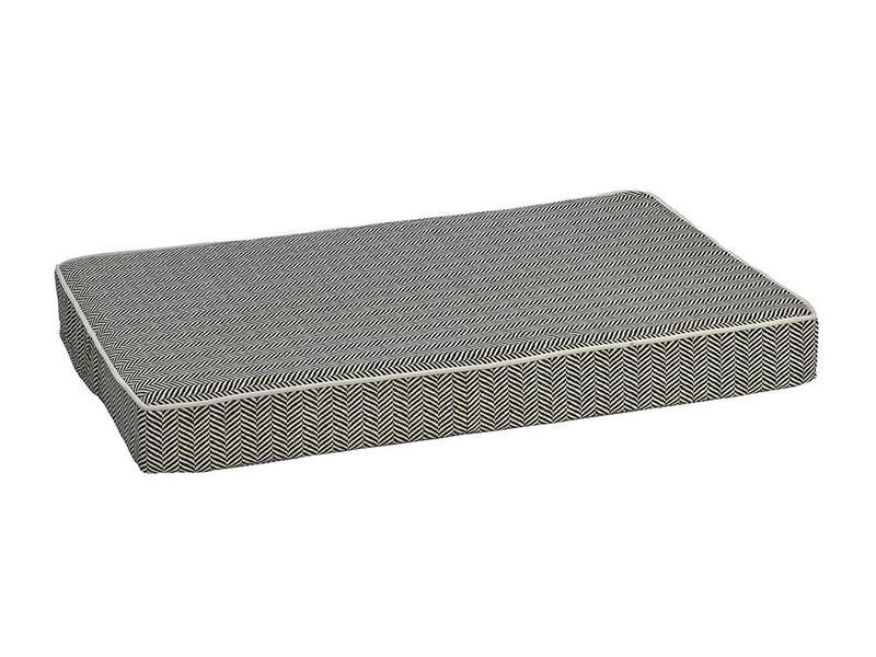 Bowsers Memory Foam Bed, Herringbone