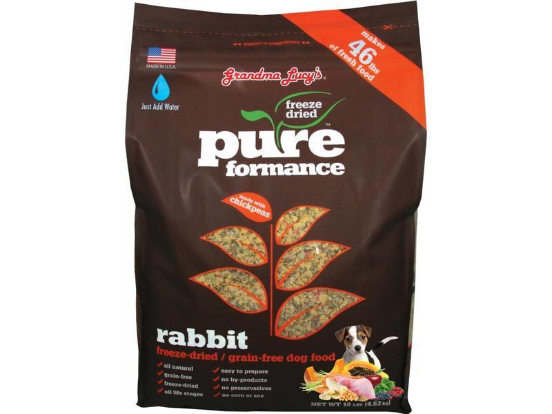 Grandma Lucy's Pureformance Grain-Free Rabbit