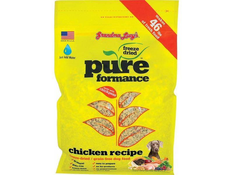 Grandma Lucy's Pureformance Grain-Free Chicken