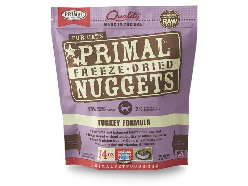 Primal Freeze-Dried Formula Turkey