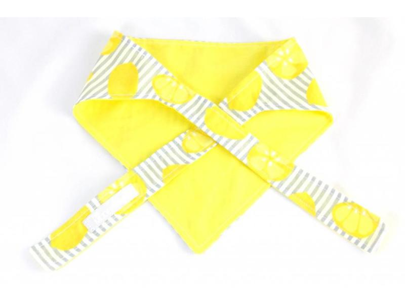 The Modern Mutt When Life Gives You Lemons Pet Bandana
