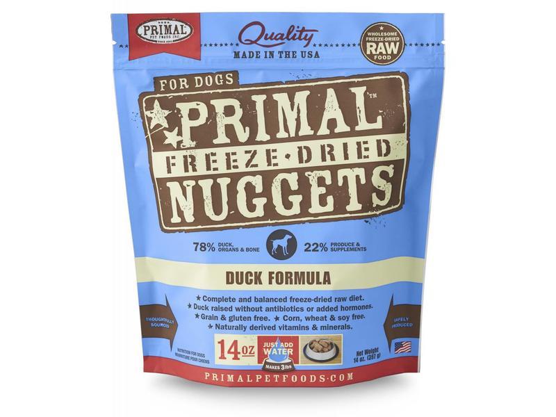 Primal Freeze-Dried Formula Duck
