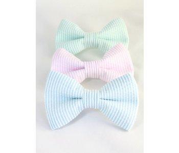 Bow-Tie, Seersucker