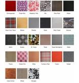 Bowsers Pet Steps, Custom Fabric