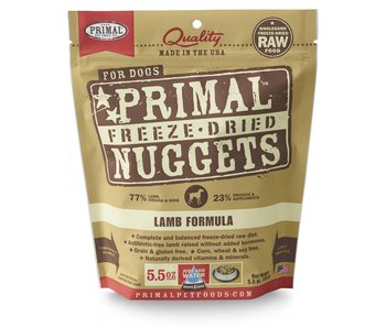 Primal Freeze-Dried Lamb