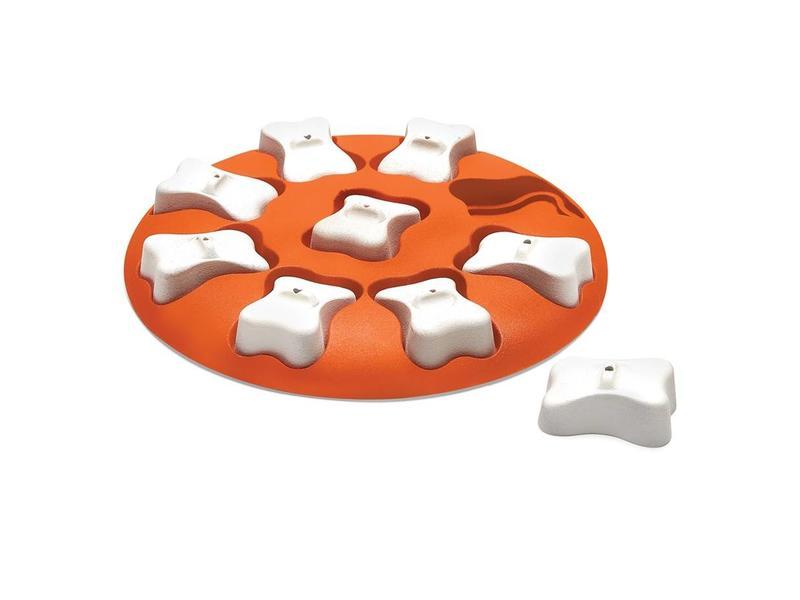 Nina Ottosson Dog Smart Puzzle, Plastic