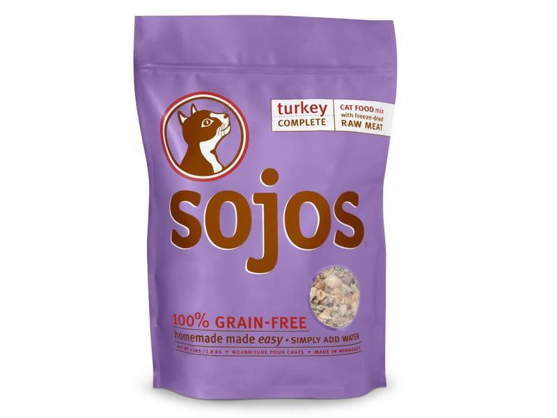 Sojos Complete Grain-Free Turkey