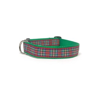 Preston Royal Stewart Plaid Collar