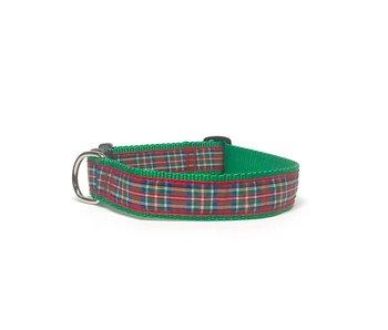Preston Royal Stewart Plaid Collar
