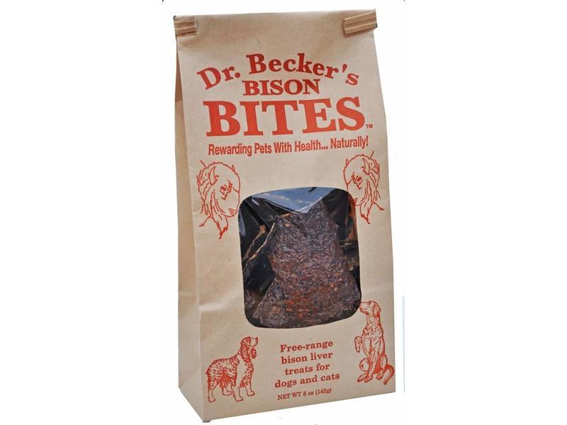 Dr. Becker's Organic Bison Bites