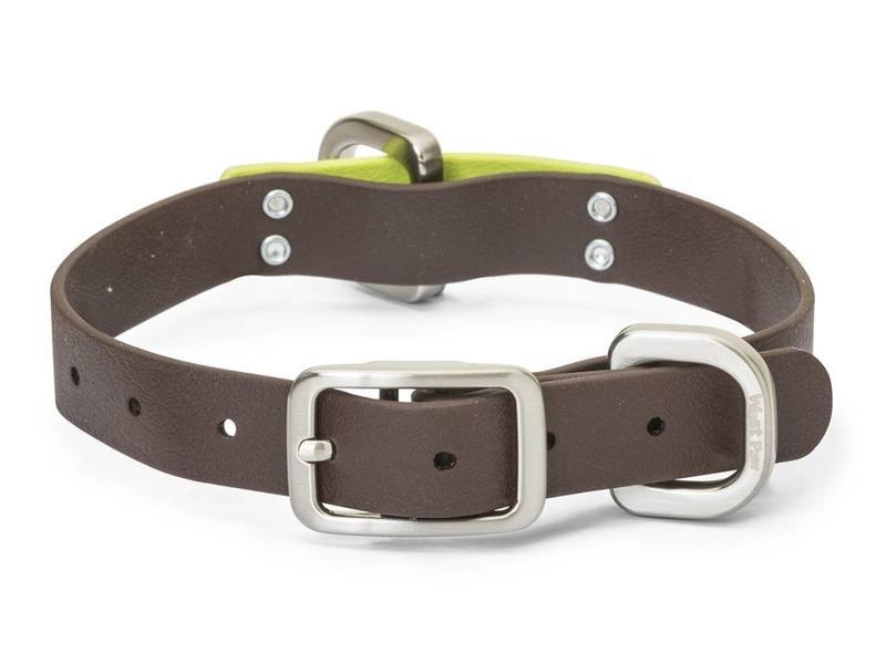 West Paw Jaunts Collar, Brown