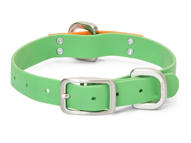 West Paw Jaunts Collar, Green