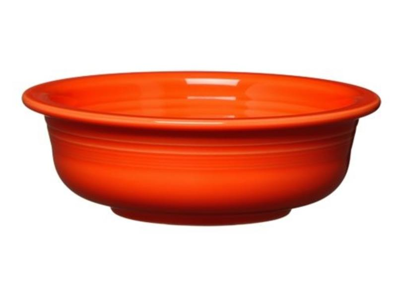 Fiesta Petware Porcelain Bowl, Poppy