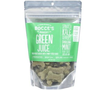 Bocce's Bakery Green Juice Treats