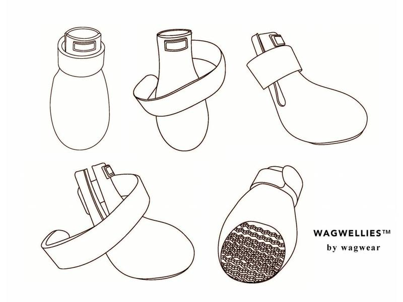 WagWear Wag Wellies