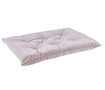 Bowsers Tufted Cushion, Blush