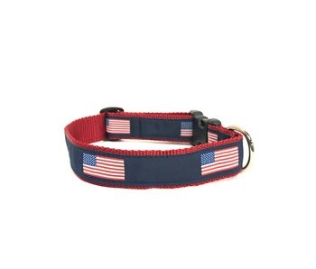 Preston American Flag Collar