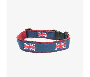 Preston Union Jack Flag Collar