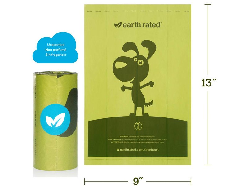Earth Rated EarthRated Single Waste Bag