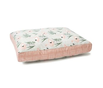 Janery Charlie Cushion, Flamingo