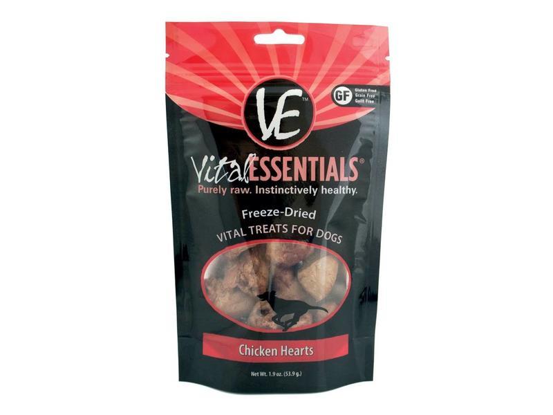 Vital Essentials Chicken Hearts