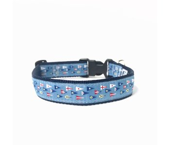 Preston Yacht Club Burgee Collar
