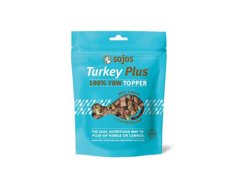 Sojos Toppers Turkey Plus