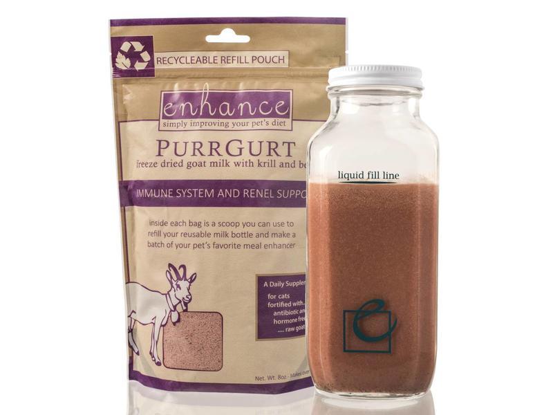 Steve's Real Food Enhance PurrGurt