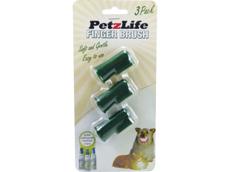 Finger Brush, 3-pack