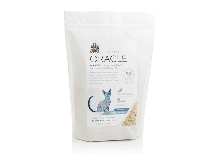 Dr. Harvey's Oracle Grain-Free Fish for Cats