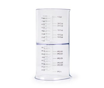 Measuring Cup, Dry & Wet Combo