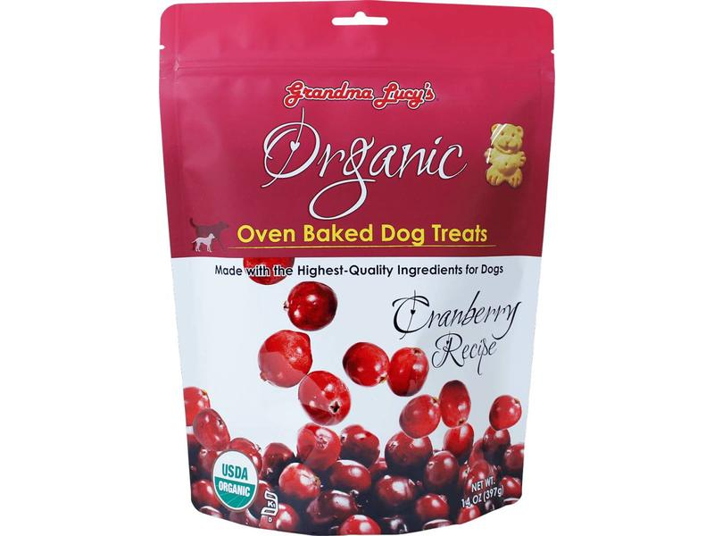 Grandma Lucy's Oven-Baked Organic Cranberry