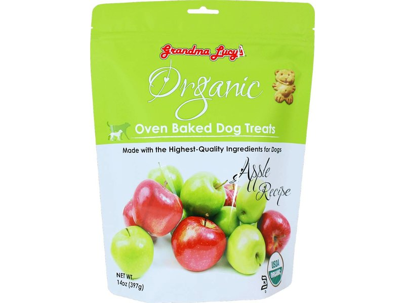 Grandma Lucy's Oven-Baked Organic Apple