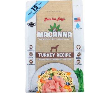 Grandma Lucy's Macanna Grain-Free Turkey