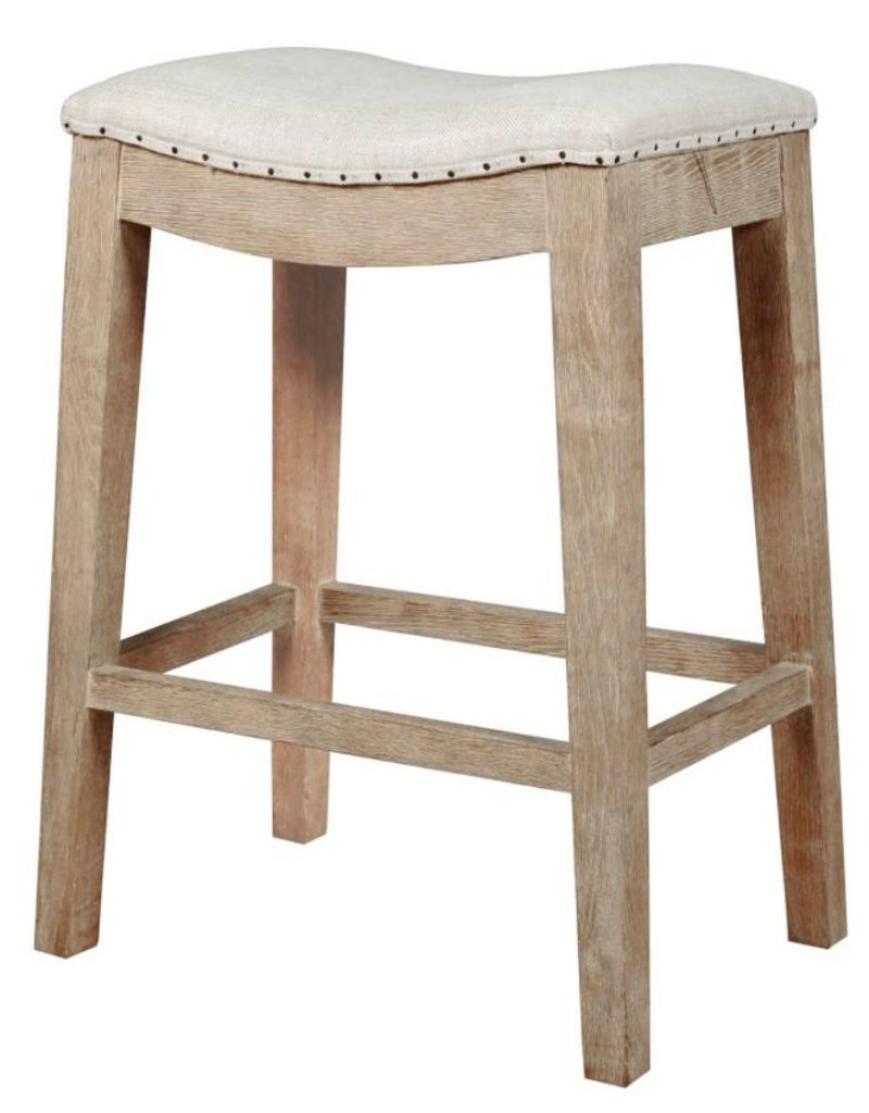 upholstered counter stool w nailheads upholstered counter stool w nailheads