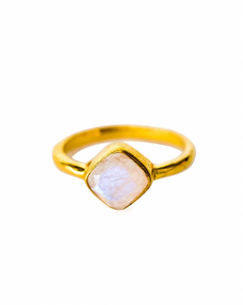 Karen London Floating Ring