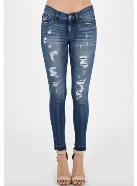 Judy Blue Jeans Miley Ripped Jean