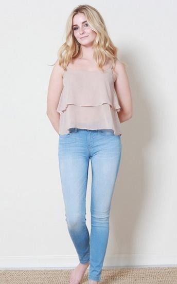 Judy Blue Jeans Robin Skinny Jeans