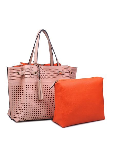 Urban Expressions Cadence Perforated Hobo