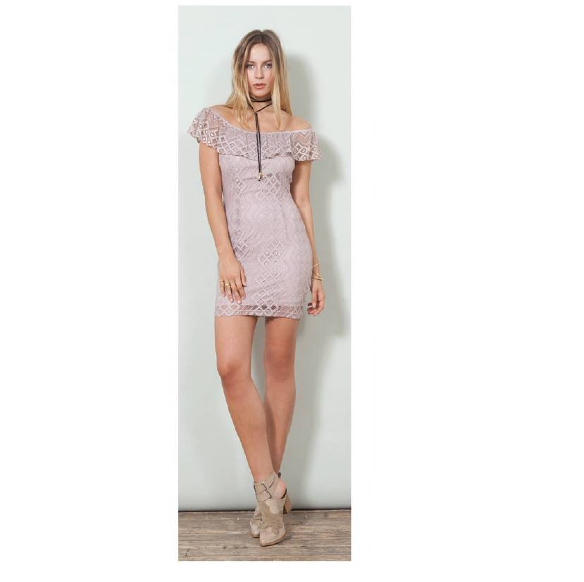 WYLDR Mailey Lace Dress