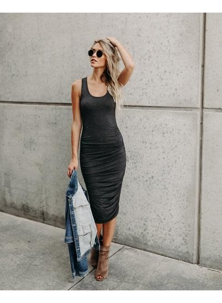 Topping On Point Dress