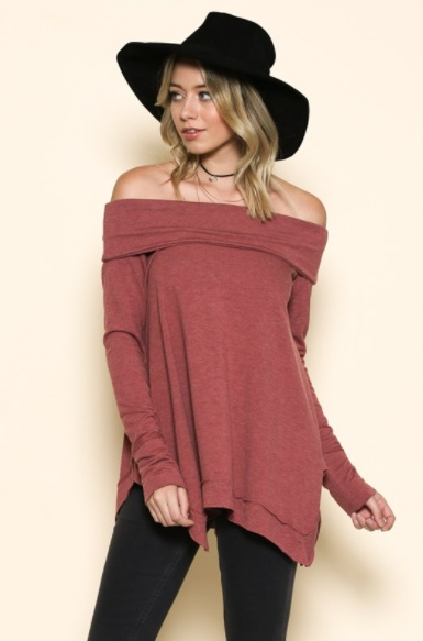 By Together Marley Top